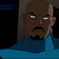 Green Lantern during the Cadmus incident.