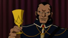 Vandal Savage (Justice League Doom)