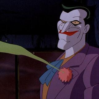 Joker faces the Phantasm.