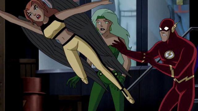 File:Fire Flash Hawkgirl JLU 4.png