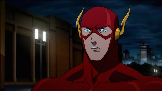 File:Justice League Flashpoint Paradox 9 - Barry Allen.png