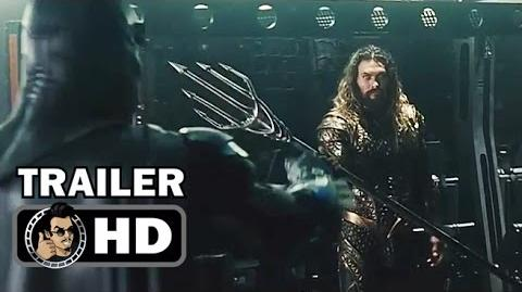JUSTICE LEAGUE Trailer Tease (2017) Zack Snyder, Ben Affleck, Jason Momoa