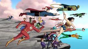 Justice League JLTNF
