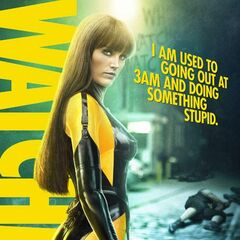 Poster featuring Silk Spectre II
