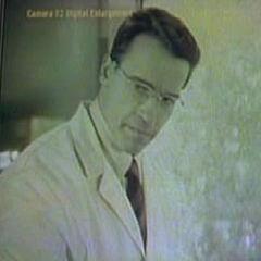 Arnold Schwarzenedder as Dr. Victor Fries