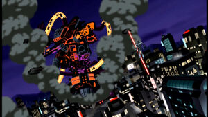 Tokyo (Justice League Unlimited)