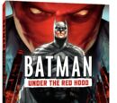 Batman: Under the Red Hood Home Video