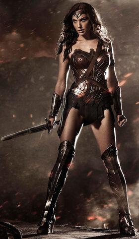 Wonder Women Poster Cropped