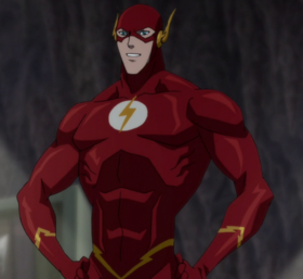 The Flash Justice League The Flashpoint Paradox