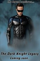 The Dark Knight Legacy Nightwing