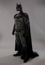 Batman reboot costume