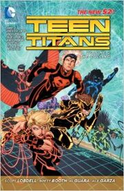 Teen Titans The Culling