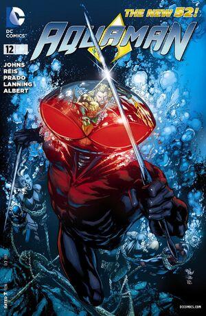 Aquaman Vol 7 12