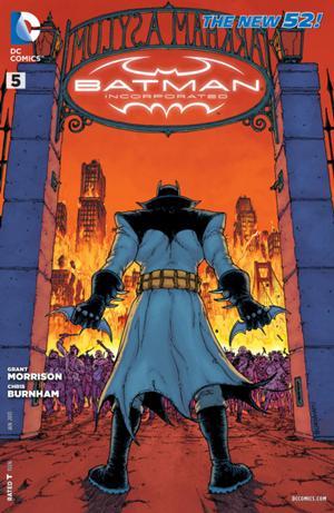 Batman Incorporated Vol 2 5