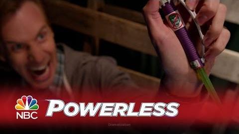 Powerless - Wayne Security Commercial (Digital Exclusive)