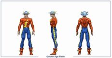 GoldenAge Flash body