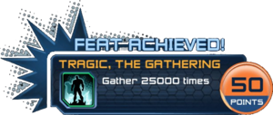 Feat - Tragic, The Gathering