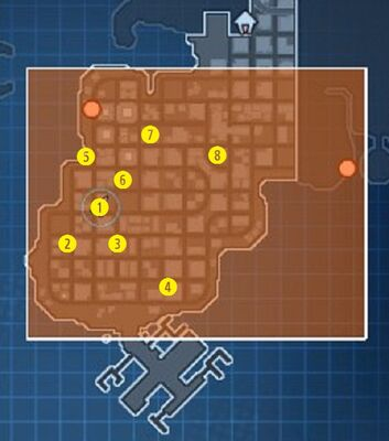 Starfire Bounty Map
