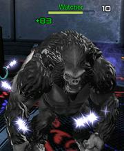 Watcher gorilla
