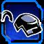 Icon Shoulders 003 Blue