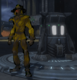 Scarecrow Henchman Disguise (Type 1)