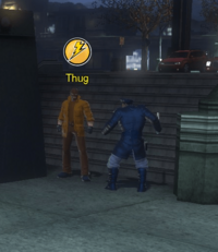 Heroic Acts - Thug Arrest