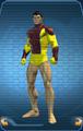 ChestSegmentedFlexsuit