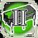 Equipment Mod II Green (icon)