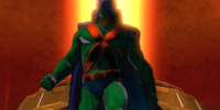 Controlled Martian Manhunter