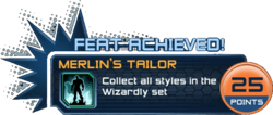 Feat - Merlin's Tailor