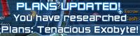 Tenacious Exobyte research