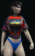 Praetorian Elite's Chestplate equipped