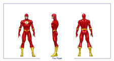 The Flash body