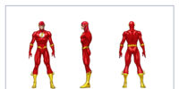 Flash (Wally West)/Gallery