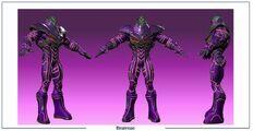 DC ren icnChar Brainiac multi