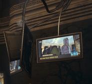 Flatscreen - Metropolis Feed (Daily Planet Building)