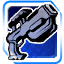Icon Dual Pistol 003 Blue