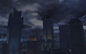 GothamCityscape