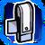 Icon UBA 014 Blue