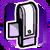 Icon UBA 014 Purple