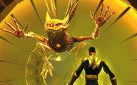 Parallax and Sinestro