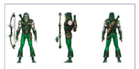 Green Arrow/Gallery