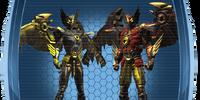 Nth-Metal Battlesuit