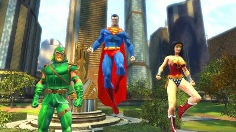 DC Universe Online Hand of Fate - Launch Trailer