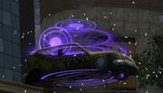 Vengeful Spirit throwing taxi