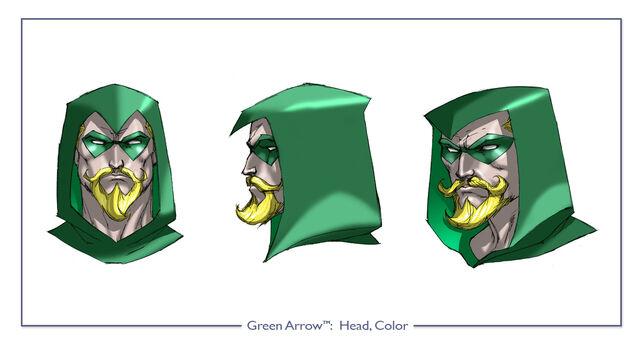 File:GreenArrow head color.jpg