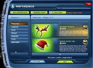 MarketplaceScreen