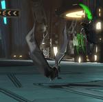 Form Robot Pterosaur