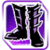 Icon Feet 004 Purple