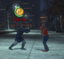 Heroic Acts - Dirty Cop